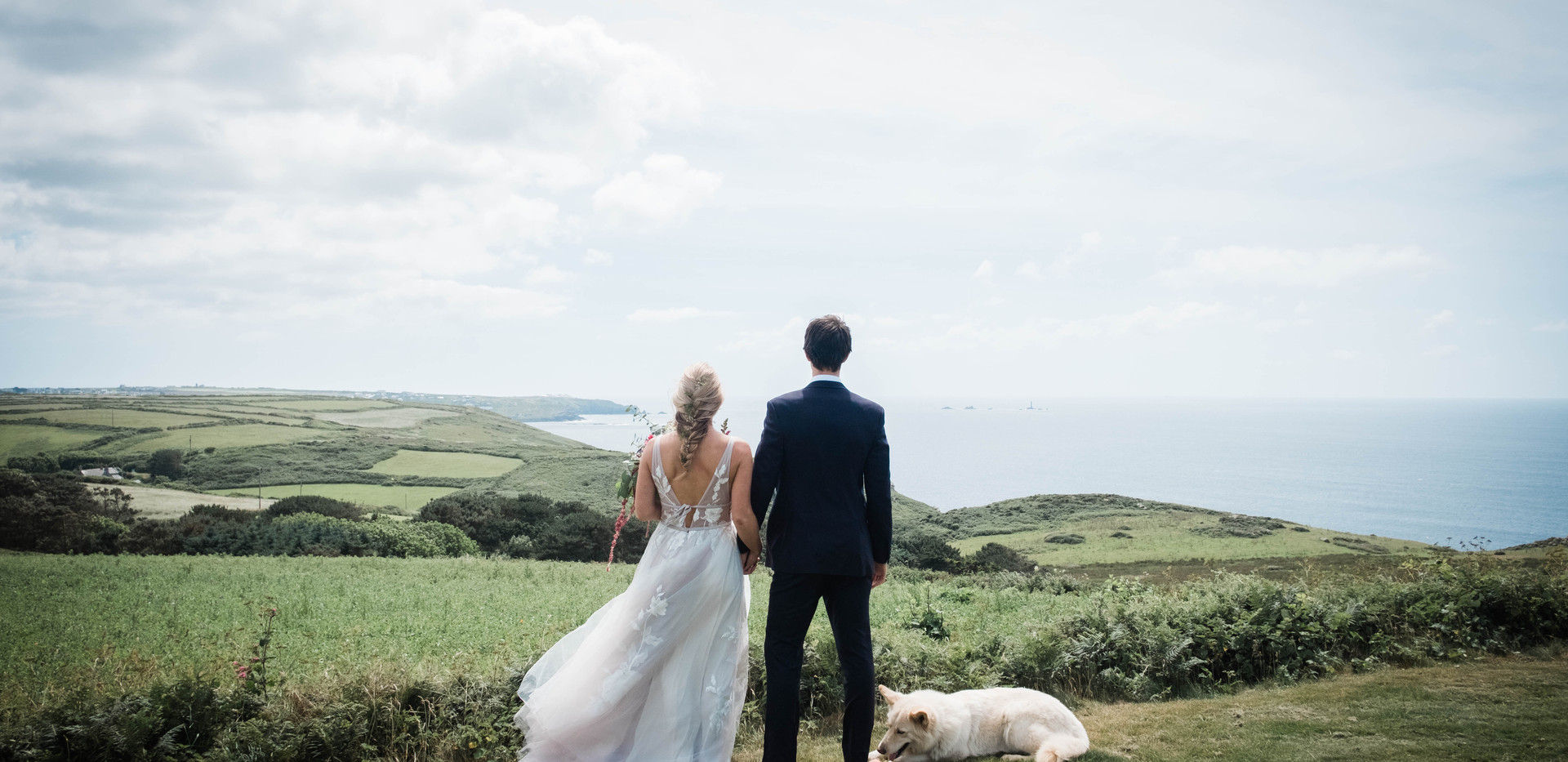 Weddings on the Cornish Coast.