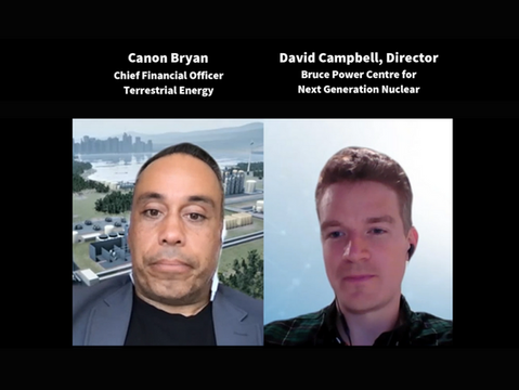 SMR development, finance and advocacy: an interview with Canon Bryan