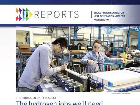 Preparing a hydrogen workforce begins now