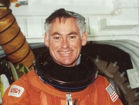 Astronaut And Author Mike Mullane To Join NII For Launch Event