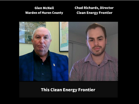 In conversation: Huron County and the Clean Energy Frontier
