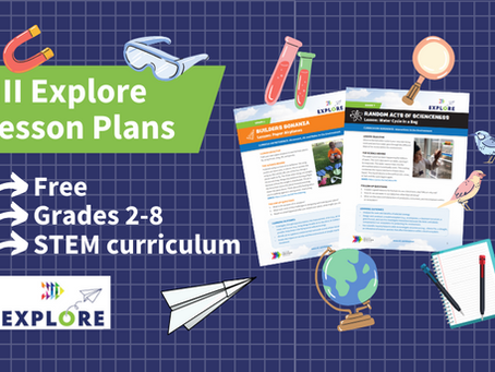 NII Explore introduces lesson plans to support virtual and in-class STEM learning