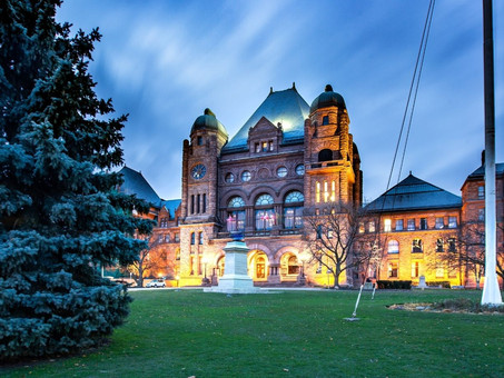 3ThoughtThursday – provincial budget next week, what is net zero, NII vaccination hub