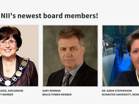 NII's 2021 board expands with new expertise
