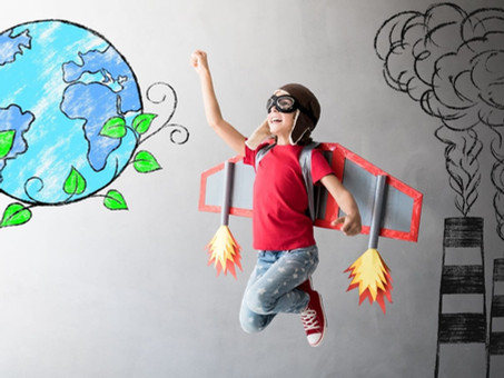 3ThoughtThursday – save our planet, Huron County Council, summer science