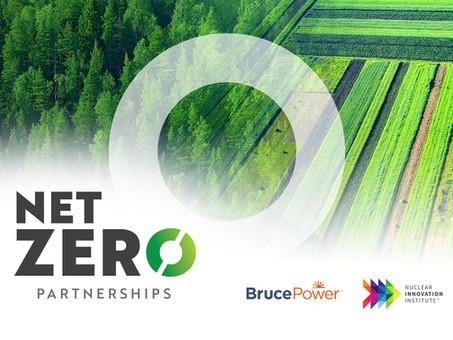 NII and Bruce Power launch Net Zero Partnerships program