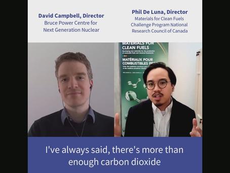 A crucial time for hydrogen development: Phil De Luna on cleantech in Canada