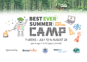 The Nuclear Innovation Institute will offer a memorable, virtual summer camp experience to students