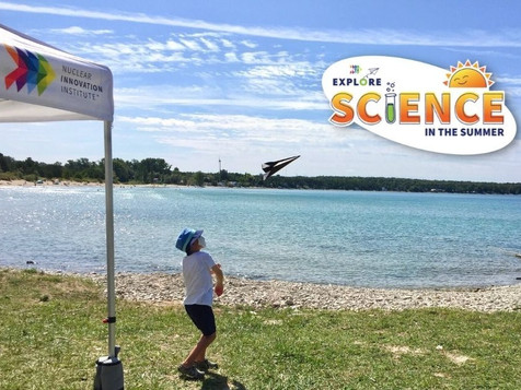 A summer of science: NII Explore engages students and adults alike