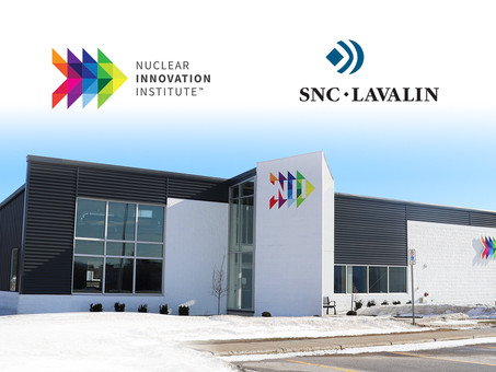 SNC-Lavalin joins NII, highlighting the role of CANDU technology in achieving net zero