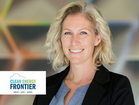 NII's Jessica Linthorne named to list of Ontario's top 10 economic development professionals