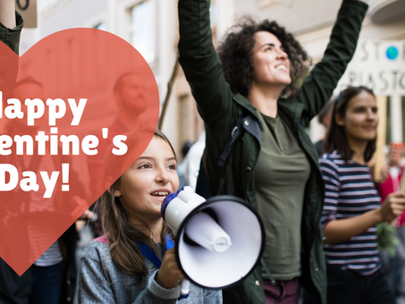 A nuclear advocacy starter kit: the perfect Valentine's Day gift