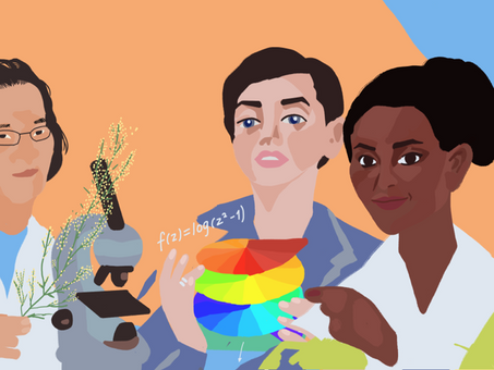 Celebrating the International Day of Women and Girls in Science