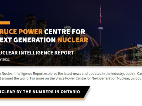 US plant closures and Canadian SMR developments: May Nuclear Intelligence Report