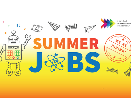 Student summer jobs with NII Explore