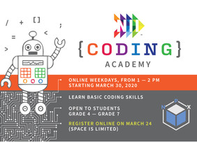 Boost brain power with NII Coding Academy!