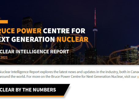 Introducing the Centre's new monthly Nuclear Intelligence Report