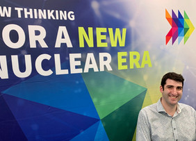 It's Nuclear Science Week—meet NII's nuclear scientist!