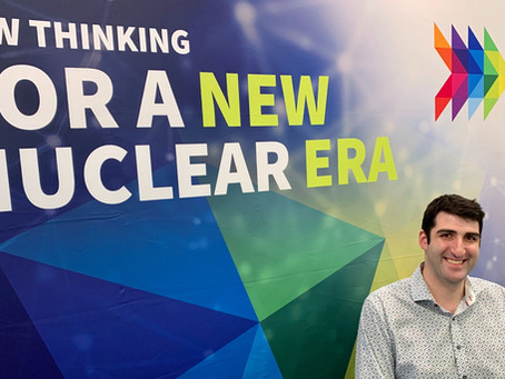 It's Nuclear Science Week—meet NII's nuclear scientist!