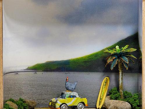 HAWAII SERIES - Surfing