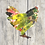 Thumbnail: PEACE COMES FROM WITHIN CHICKEN MAGNET