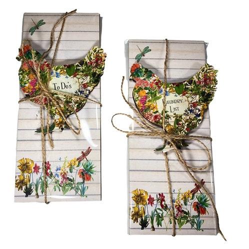 Antique Botanical Magnet/Pad