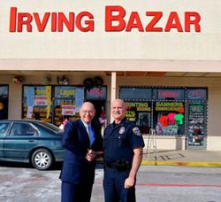 Calitex LLC & Irving Police Dept.