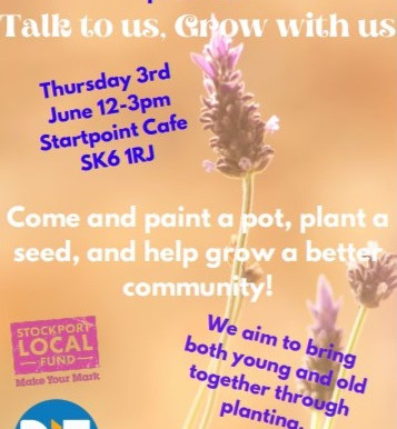 Talk to us, grow with us.