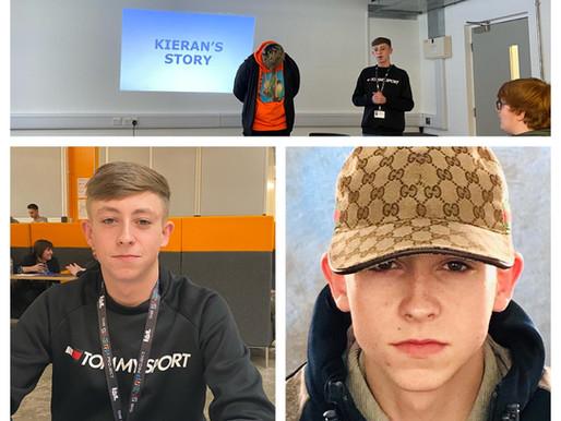 Kieran's Story