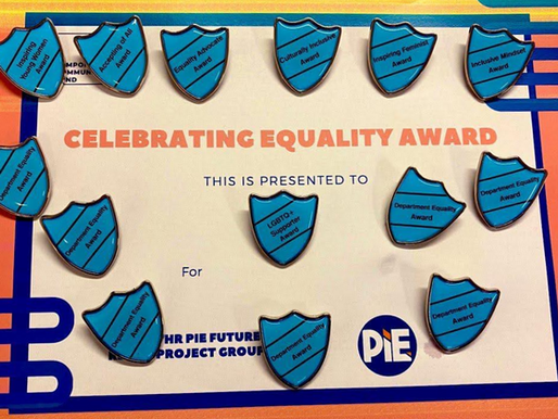 Celebrating Equality at St. Anne's