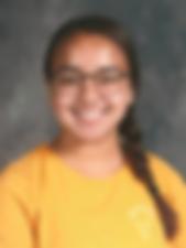 Zoe Vo, Georgetowne Middle School.png