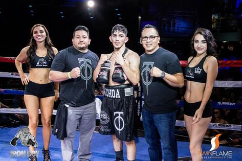 Trini Ochoa Ironboy Promotions 44