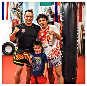 CDA Boxing Team