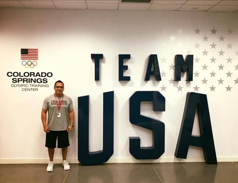Team USA Training Camp