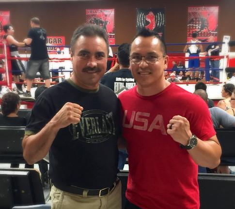 Louie Espinoza 2 Time World Champ