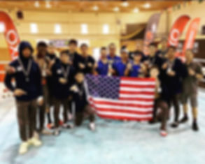 2019 Team USA JO World Champions