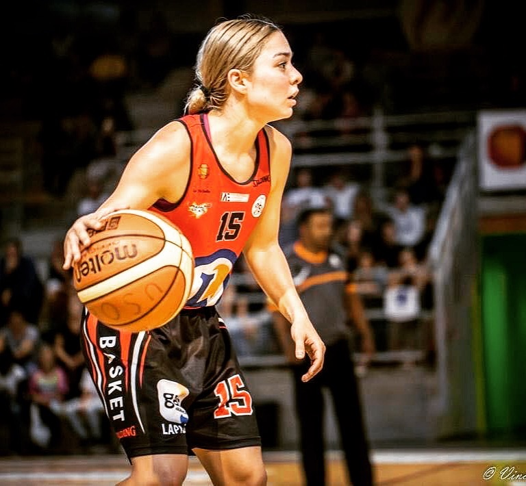 Dezirae Elias Pro Basketball France