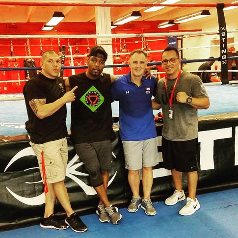 Team USA OTC Elite Team training camp