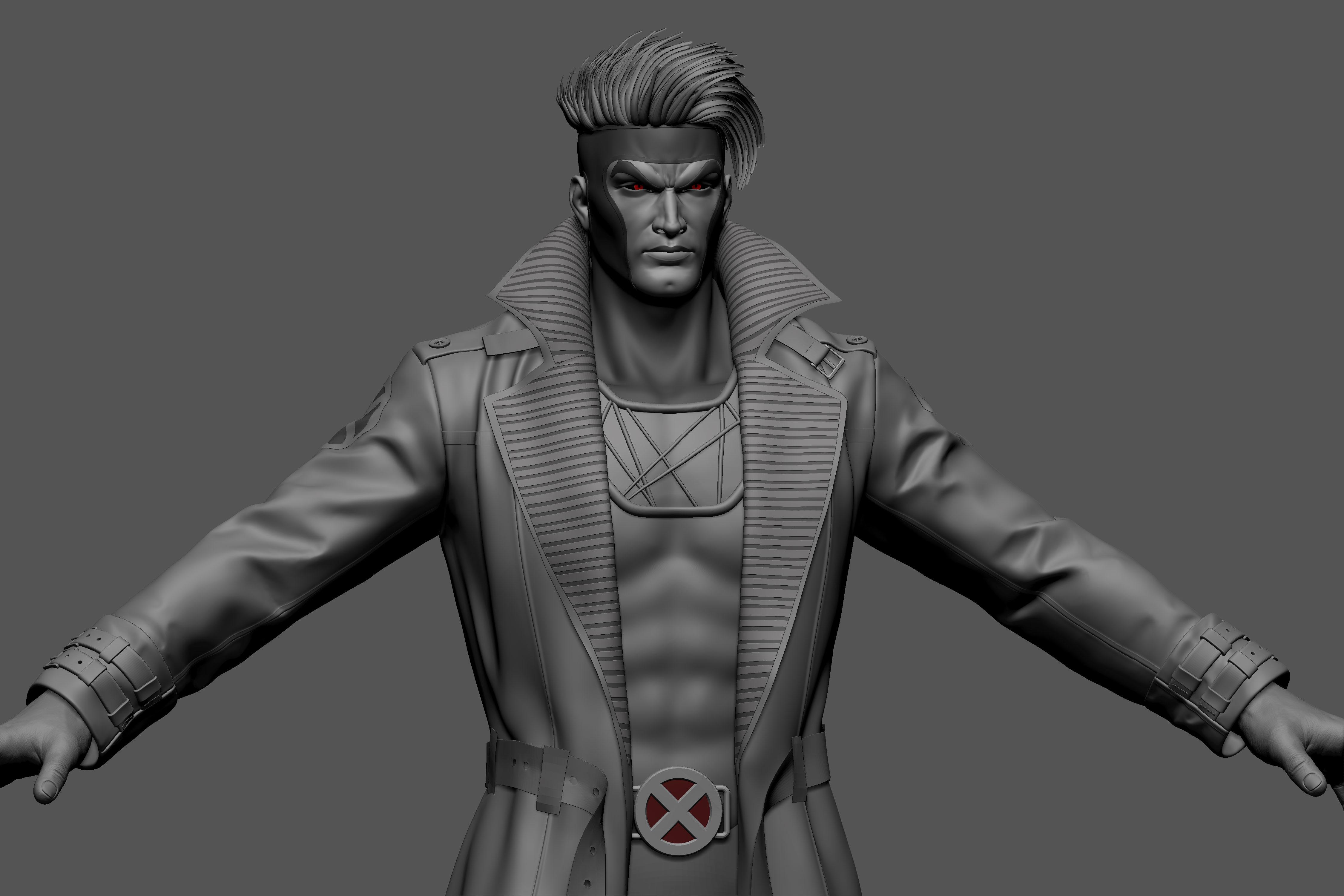 Gambit - Work in progress