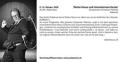 Stefan Heuss & Innovationsorchester_Seit