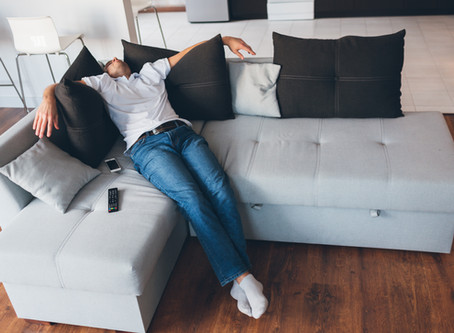Are you sleeping off halfway through a webinar?