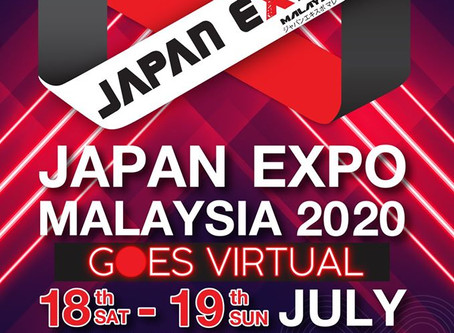 THE FIRST ALL JAPAN VIRTUAL EVENT IN ASIA