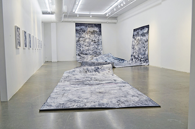 WHITEHOT Magazine Review. Read about Amy Schissel's HYPER ATLAS at Patrick Mikhail Gallery.