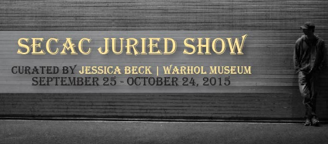 Schissel is selected to exhibit in the Pittsburgh SECAC Juried Exhibition curated by Jessia Bell, An