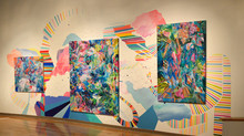 ARTPULSE MAGAZINE Review of #everythingthathappensatonce, Solo Exhibition at West Virginia Universit