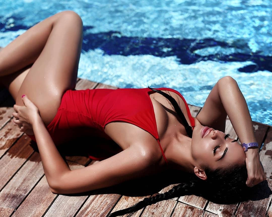 Ana Delia De Iturrondo Nude swimwear   girls definitely in control