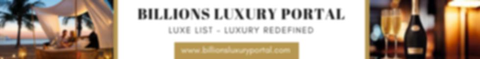 Billions luxury portal
