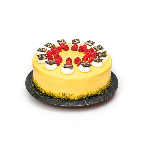 Joghurt - Mango-Torte