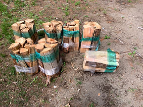 Firewood Bundles- $5.00