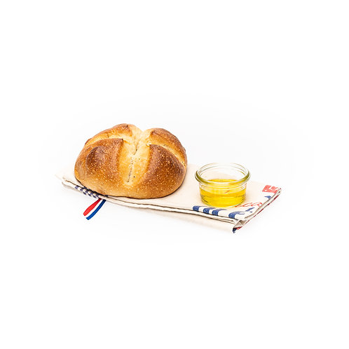 BIO Olivenöl-Brioche